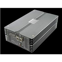 Digital car amplifier with 3000W RMS