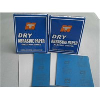 MT dry and waterproof abrasive paper