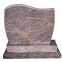 Tombstone,Monument,G641, Marble, XILI RED, Granite