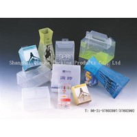 Plastic Folding Packaging,Plastic Box,Folding Box,PET Box,PVC Box