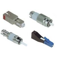 Fiber Optic Adapter, Fiber Optical Attenuator