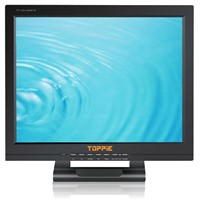 TOPPIE 15.0 inches touchscreen VGA TFT-LCD Monitor TV