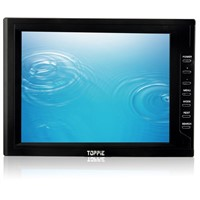 TOPPIE 10.4 inches touchscreen VGA TFT-LCD Monitor for car PC or GPS Navigation