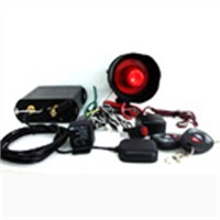 GPS Car Alarm and Tracking System