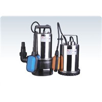 QDX-SS Series Stainless Steel Submersible Water Pump / Bilge Pump