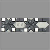 Stainless Steel Border MB013