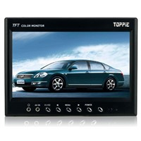 Toppie 9.0 inches Super-Slim TFT-LCD Moinitor/TV