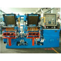 Hydraulic rubber machine