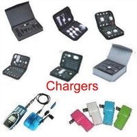 Versatile Mobile Charger Kits