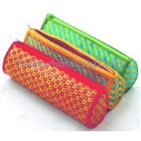 Bamboo Pencil Case (Oval shape)