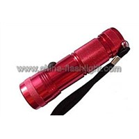 Aluminum 14 LED Torch