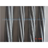 electric-galvanized pc strand(DAXIONG)