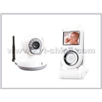 2.4GHz Wireless Baby Monitor (502LA)