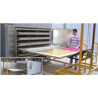 Glass processing machine / EVA laminate glass machine