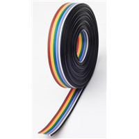 Rainbow Flat Cable (UL2651)