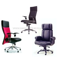 Boss chair, Armchair or High-back chair