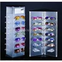 Glasses rack