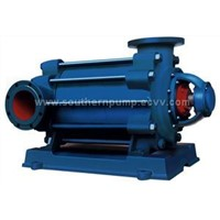 Type D Single-Suction Multi-Stage Centrifugal Pump