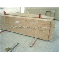India granite Raw Silk countertop