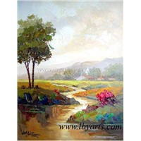 Landscape Oil Painting