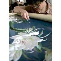Sell Chinese Silk Pictures