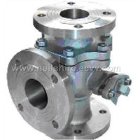 3 Ways Ball Valve T Type and L Type