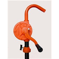 hand operated oil pump ,rotary barrel pump