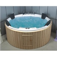 SPA, Outdoor Massage Bathtub