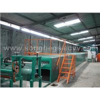FRP/GRP roofing sheet making machine