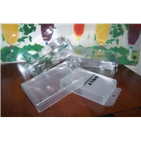 Plastic Transparent Folding Boxes/Cartons/Cylinder