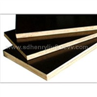Film-Faced Plywood, Brown / Black Film 220gsm