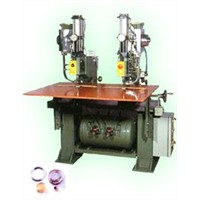 Air Pressing Automatic Snap Fastening Machine