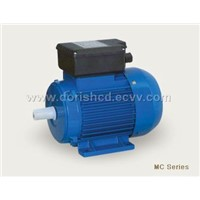 Mc Series Single Phase Aluminum Housing Motor