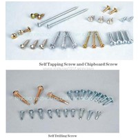 Self Tapping/Drilling, Chipboard Screws