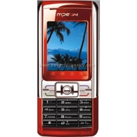 PDA Mobile phone with MP3/MP4