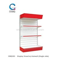 Display Stand W/Slatwall (Single Side)CMQ505