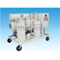 SINO-NSH TF Turbine Used Oil Filtration Equipment
