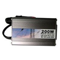 200w DC to AC power inverter