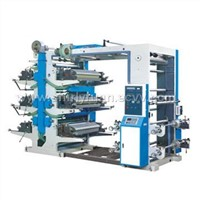 Six-Color Flexography Printing Machine