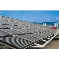 collector for solar water system