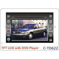 TFT LCD with DVD Player