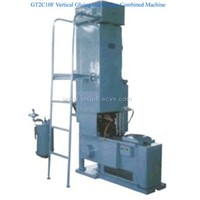 Vertical Gluing and Drying Combined Machine
