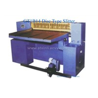 Disc Type Shearing Machine / Slitter