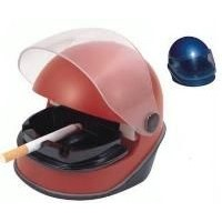 USB Christmas helmet style ashtray Gift