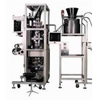 Capped Stand Up Pouch Packing Machine