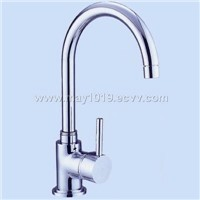 Single Handle Kitchen Faucets, Mixers