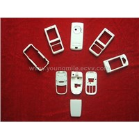 plastic injection mold-cell phone hull