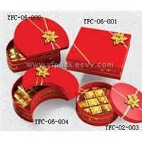 chocolate gift boxes, paper gift box yfc-06-001-04