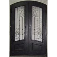 wrought iron door (Fresh)