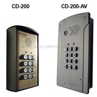 Intercom Door Entry Access Control for Houses